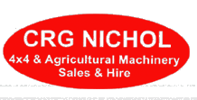 CRG Nichol - 4x4 & Agricultural Machinery Sales & Hire