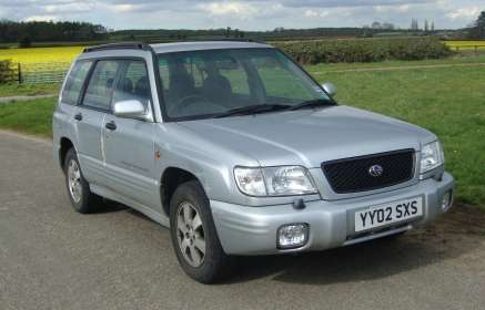 SUBARU FORESTER 2.O LSPORT  5 DOOR