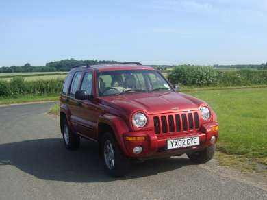 CHEROKEE JEEP 2.5 CRD LIMITED EDITION
