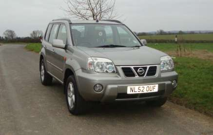 NISSAN X TRAIL  5 DOOR AUTO