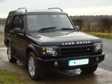 LANDROVER DISCOVERY 2.5 Td5 XS AUTO 5 DOOR