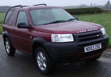 LAND ROVER FREELANDER Td4 SERENGETI