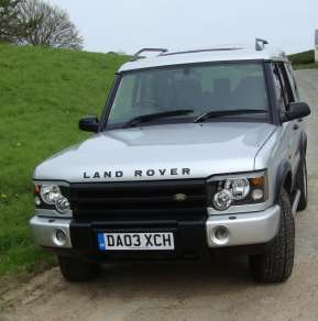 LAND ROVER DISCOVERY Td5 XS AUTO 5 DOOR, 7 SEATS