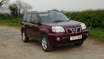 NISSAN X-TRAIL 5 DOOR SE+