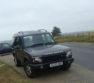LANDROVER DISCOVERY Td5 GS 5 DOOR AUTO