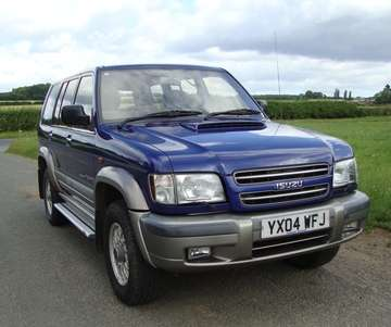 ISUZU TROOPER 3.0 CITATION 5 DOOR