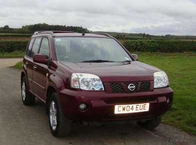 NISSAN X TRAIL 2.2 Dci SPORT 6 SPEED 5 DOOR