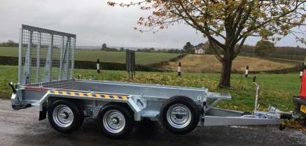 NEW NUGENT 12ft PLANT TRAILER