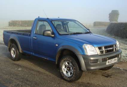 ISUZU RODEO 3.0 TD SINGLE CAB PICKUP