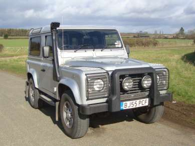 LANDROVER 90 Td5 XS STATION WAGON
