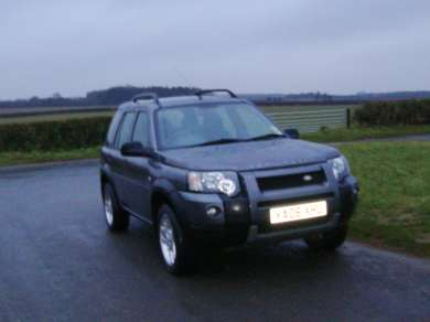 LANDROVER FREELANDER Td4 FREESTYLE 5 DOOR