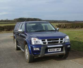ISUZU RODEO 3.0 DENVER  DOUBLECAB PICKUP