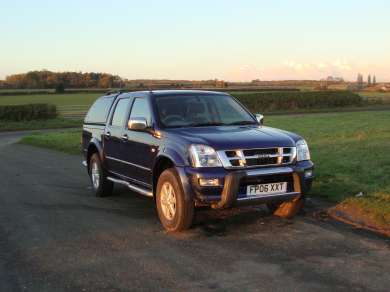 ISUZU RODEO DENVER 3.0 DOUBLECAB PICKUP