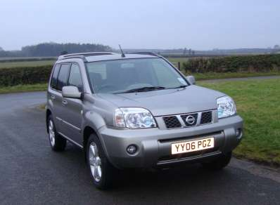 NISSAN X TRAIL 2.2.Dci Columbia 5 DOOR DIESEL CAR