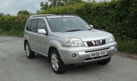 NISSAN X-TRAIL COLUMBIA Dci 5 DOOR