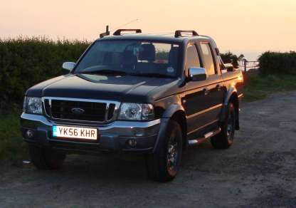 FORD RANGER WILDTRAK DOUBLECAB PICKUP