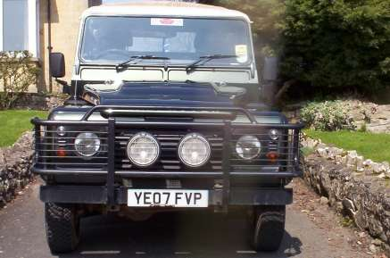LANDROVER 90 2.4 TDCiTRUCKCAB