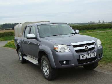 MAZDA BT 50 TS2 DOUBLE CAB PICKUP