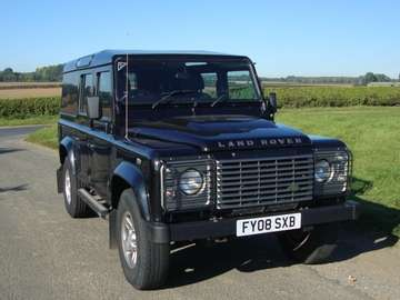 LAND ROVER 2.4 Tdci 110 XS UTILITY DOUBLECAB