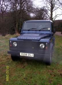 LANDROVER 90 HARDTOP 'COUNTY PACK'