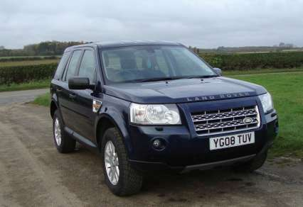 LAND ROVER FREELANDER Td4 XS 5 DOOR