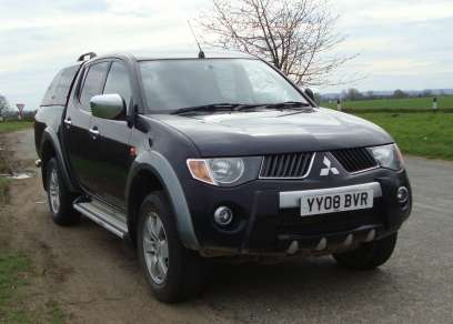 MITSUBISHI L200 2.5 DiD WARRIOR DCABPICKUP