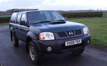 NISSAN NP300 DOUBLECAB PICKUP