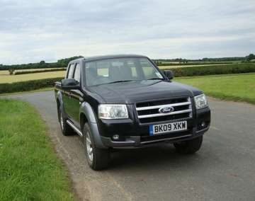 FORD RANGER 2.5 Tdci XLT DOUBLECAB PICKUP