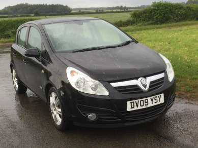 VAUXHALL CORSA 1.4 DESIGN 5 DOOR