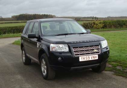 LANDROVER FREELANDER Td4.e GS 5 DOOR