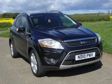 FORD KUGA AWD ZETEC 2.0 TDCi 6 SPEED MANUAL 5 DOOR