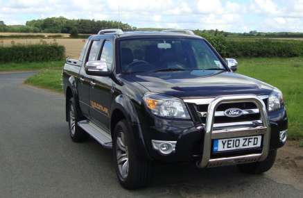 FORD RANGER 3.0 TD WILDTRAK DOUBLECAB PICKUP
