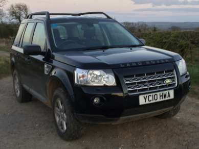 LAND ROVER FREELANDER 2.2 Td4 5 DOOR