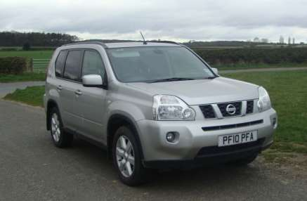 NISSAN X TRAIL 2.0 Dci ACENTA 6 SPEED 5 DOOR