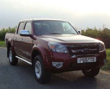 FORD RANGER 2.5 Tdci THUNDER AUTO DOUBLECAB PICKUP