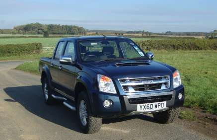 ISUZU RODEO DENVER MAX DOUBLE CAB
