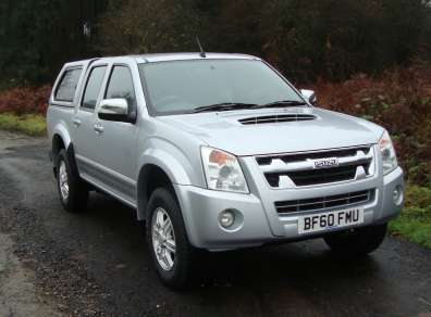ISUZU RODEO 3.0TDAUTO DOUBLECAB P/UP