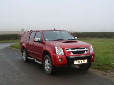 ISUZU RODEO DENVER MAX DOUBLE CAB PICKUP