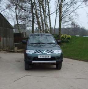 MITSUBISHI L200 2.5 DiD LONGBED DOUBLECAB PICKUP