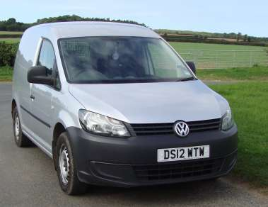 VW CADDY 1.6 Tdi VAN