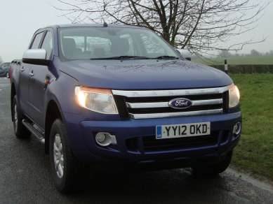 FORD RANGER 2.2 XLT DOUBLE CAB PICKUP