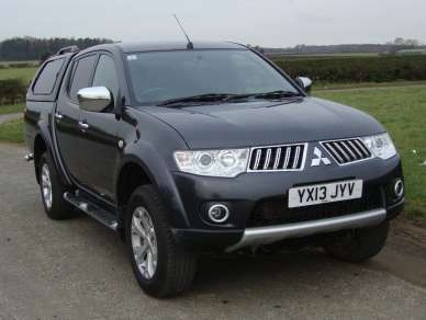 MITSUBISHI L200 2.5 DiD WARRIOR DCAB PICKUP