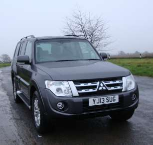 MITSUBISHI SHOGUN 3.2 DiD SG3 5 DOOR
