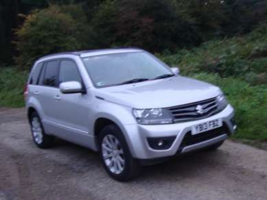SUZUKI GRAND VITARA 1.9 SZ5 DDiS 5 DOOR