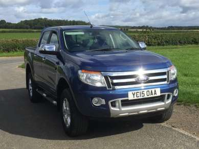 FORD RANGER 3.2 Tdci LIMITED DOUBLECAB  PICKUP