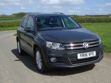 VW TIGUAN 2.0 Tdi MATCH EDITION BLUE MOTION 2wd 5