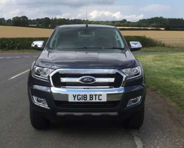 FORD RANGER 3.2 Tdci 4X4 LTD DOUBLECAB PICKUP