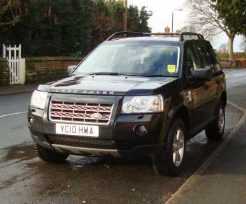 LAND ROVER FREELANDER Td4.e GS 5 DOOR