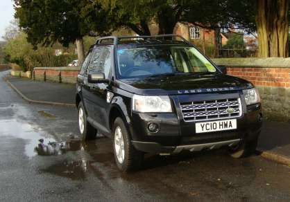 LANDROVER FREELANDER  Td4.e GS 5 DOOR.
