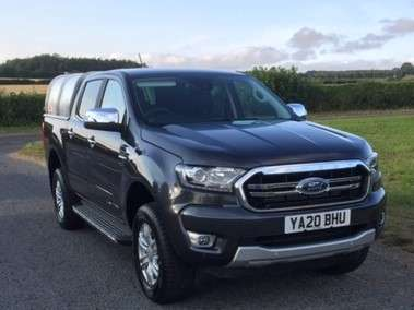 FORD RANGER 2.0L LTD DOUBLECAB PICKUP